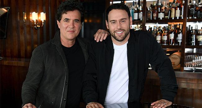 Scott Borchetta & Scooter Braun