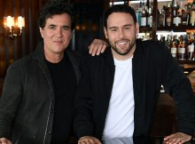 Scott Borchetta & Scooter Braun