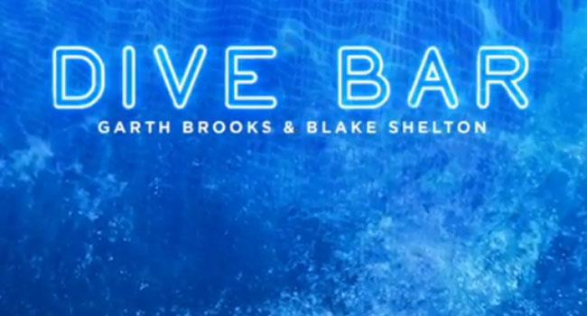 Garth Brooks & Blake Shelton - Dive Bar