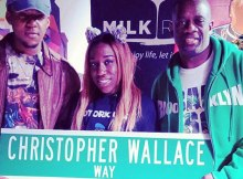 Christopher Wallace Way