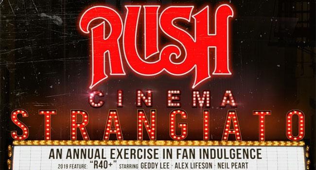 Rush - Cinema Strangiato
