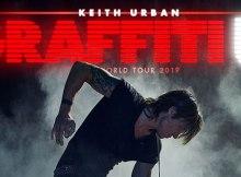 Keith Urban - Graffiti U World Tour