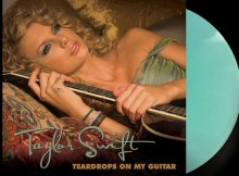 "Taylor Swift - Teardrops On My Guitar 7"" Vinyl Single"