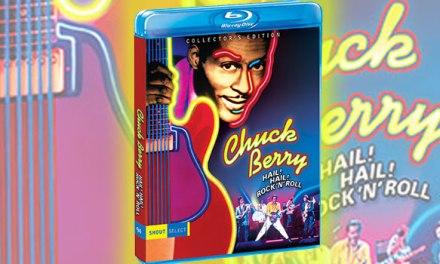 Shout Factory details Chuck Berry 'Hail Hail' Blu-ray