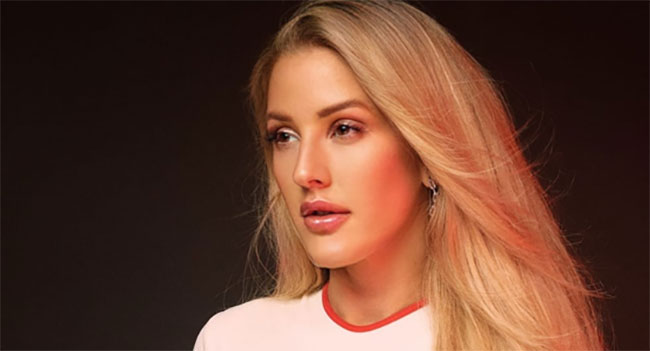 Ellie Goulding kicking off 129th Salvation Army Kettle Campaign