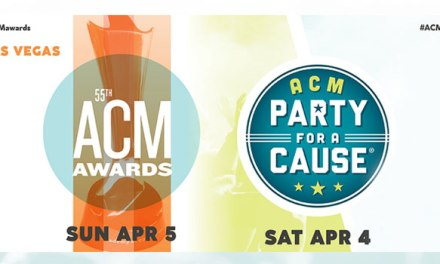 55th Annual ACM Awards set for April 5, 2020