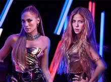 J Lo & Shakira