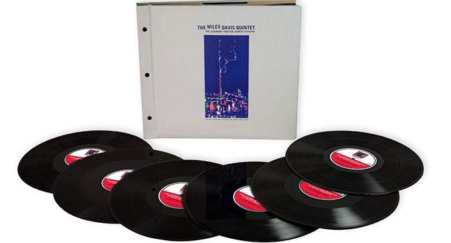 Miles Davis Quintet 'The Legendary Prestige Quintet Sessions' comes to vinyl