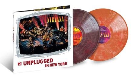 Nirvana 'MTV Unplugged' gets 25th anniversary vinyl reissue