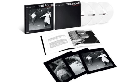 The Roots 'Things Fall Apart' gets 3 LP vinyl reissue