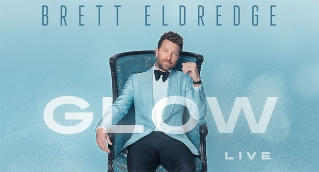 Brett Eldredge Glow Live