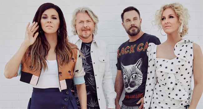 Little Big Town announces 'Over Drinking' video starring Michelle Monaghan
