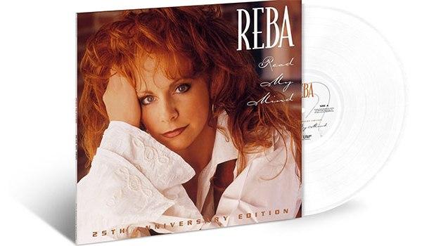 Reba McEntire announces 'Read My Mind' 25th Anniversary Editions