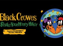 The Black Crowes 2020 World Tour