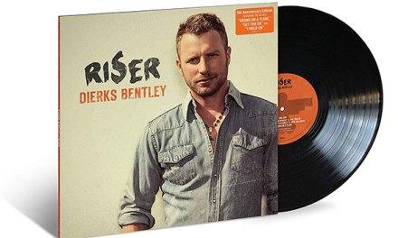 Dierks Bentley releasing 'Riser' on vinyl