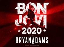 Bon Jovi 2020 Tour