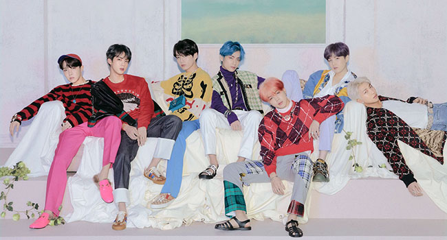 BTS uncovers 'Dynamite' new single Aug 21st