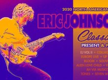 Eric Johnson - Classics – Present and Past Tour