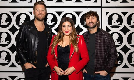 Lady Antebellum honored by St Jude