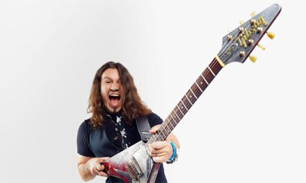 Phil X signs with Gibson