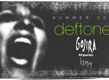 Deftones 2020 Tour