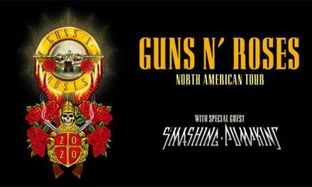 Guns N Roses tap Smashing Pumpkins for select dates