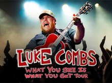 Luke Combs - What You See Is What You Get Tour - In The Round
