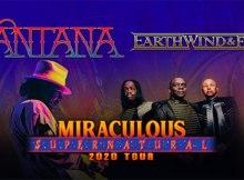 Santana & Earth Wind & Fire