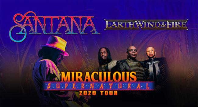 Santana cancels spring European tour
