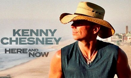 Kenny Chesney unveils 'Here And Now' track listing