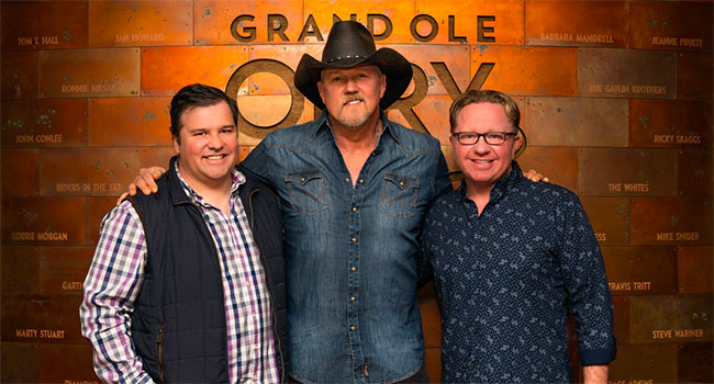 Trace Adkins & Verge Records