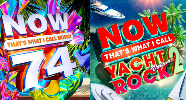 NOW 74 - NOW Yacht Rock 2