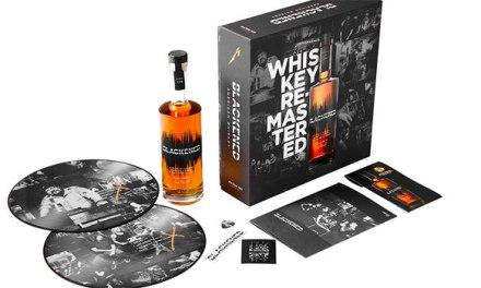 Metallica announces Batch 100 Blackened American Whiskey, 2 LP vinyl set