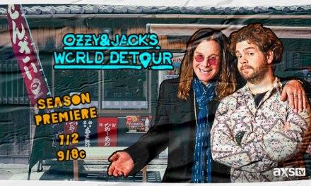 AXS TV acquires 'Ozzy & Jack's World Detour'