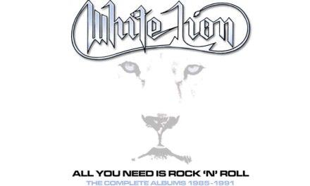 White Lion announces complete albums box set