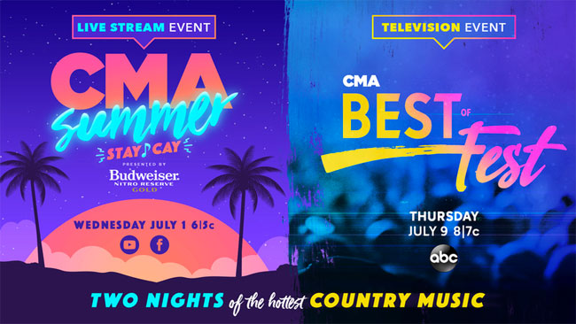 CMA Fest Summer 2020