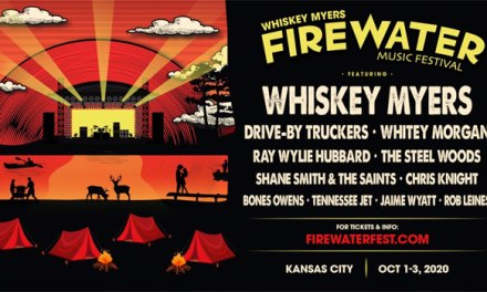 Whiskey Myers announce personally-curated Firewater Music Festival
