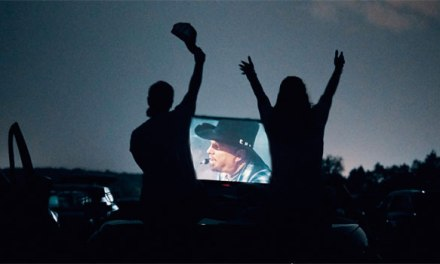 Garth Brooks entertains over 350k with drive-in concert