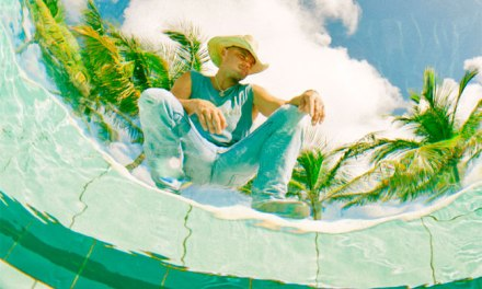 Kenny Chesney drops uplifting 'Happy Does'