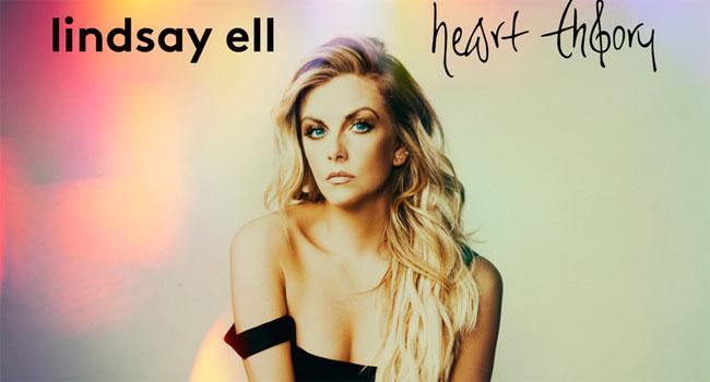 Lindsay Ell announces 'Heart Theory'