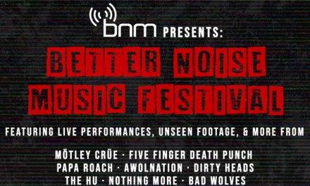 Motley Crue, FFDP, Papa Roach among Better Noise Music Fest performers
