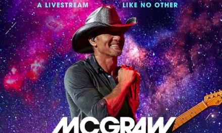 Tim McGraw celebrates 'Here on Earth' with unique livestream