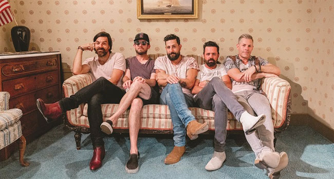 Old Dominion unveils two new tracks