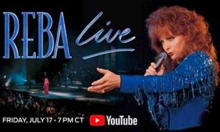 Reba releasing 'Reba: Live' concert special via YouTube