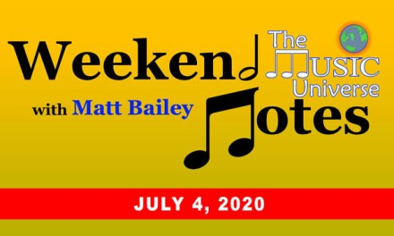 Chase Rice, Grateful Dead, Elton John lead Independence Day Weekend Notes update