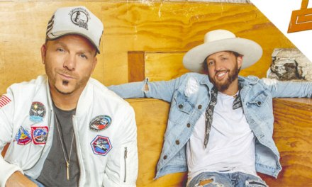 LoCash notches No 1 with 'One Big Country Song'