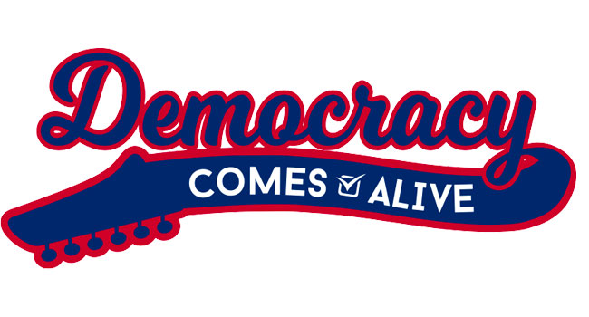 Democracy Comes Alive
