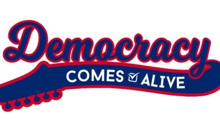 Democracy Comes Alive raises big bucks