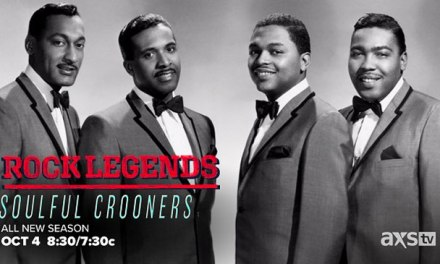 AXS TV announces 'Rock Legends' episodes never-before-seen in the US