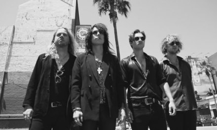 The Struts release 'Strange Days' video with Robbie Williams